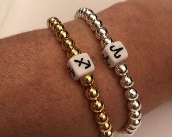 NEW! Zodiac Stacking Bracelet