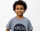 Kids Taco Twosday Shirt, 2 two year old kid toddler gift taco twosday tuesday party ideas kids boy baby girl birthday shirt funny t shirt