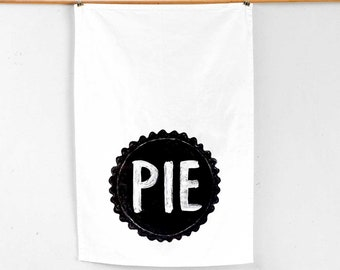 new pumpkin pie dish towel unique christmas gifts for mom funny dish towel flour sack towel co worker gift baker gift british bake off
