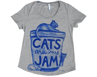 f298450fa Cat Lover Shirt, cat hair don't care, funny sayings shirt, cat gifts, cat  art, funny tshirt, gift for sister, vet tech gift, cat lady gift