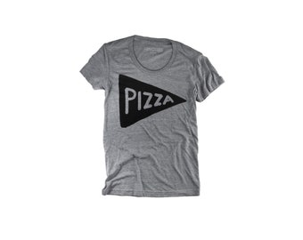 Women's Pizza Party Summer T Shirt