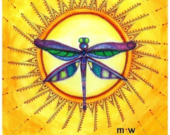 Life's Energy / Greeting Card
