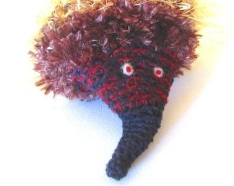 Echidna  Egg Beanie Sample Hat
