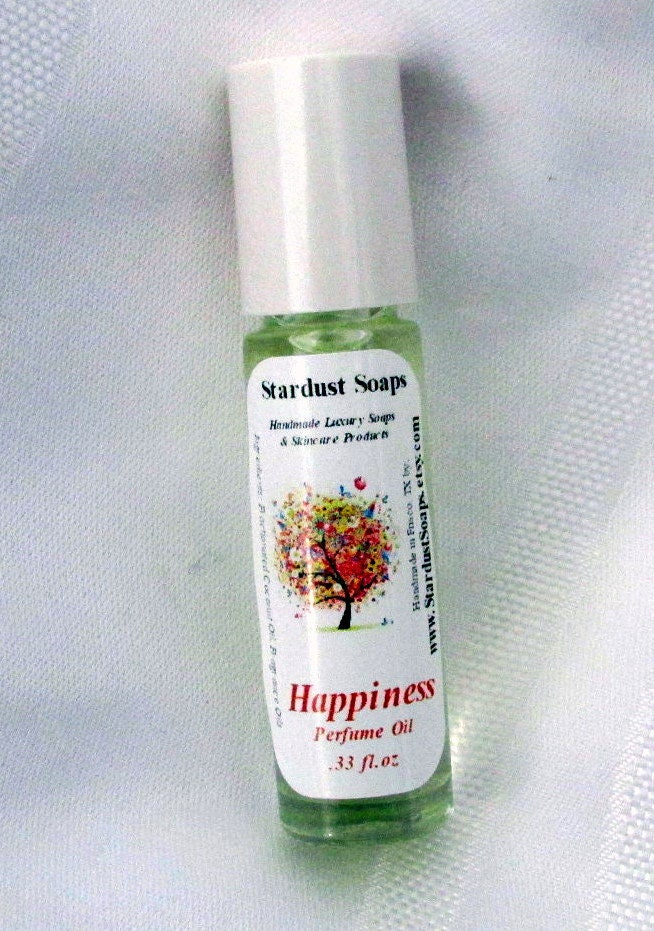 VENTE 20% OFF Happiness Perfume Oil/clean refreshing