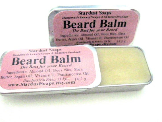 Frankincense Beard Balm /self care/pH balanced/hydrate/moisturize/organic/green care/facial hair/radiant/