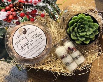 Personalized Christmas Spa Gift Birthday Spa Gift Birthday Gift Gift For Mom Friend Gift Gift Basket Best Friend Gift Gift For Her