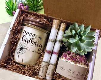 Birthday Gifts For Her Friend Gift Vegan Best Basket Sister Wife