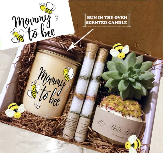 What Will Baby Bee Baby Shower GIftDecor Gender Neutral Bee Baby Gift Bouquet Mom-To-Be Baby Gift Gender Neutral Sock Bouquet