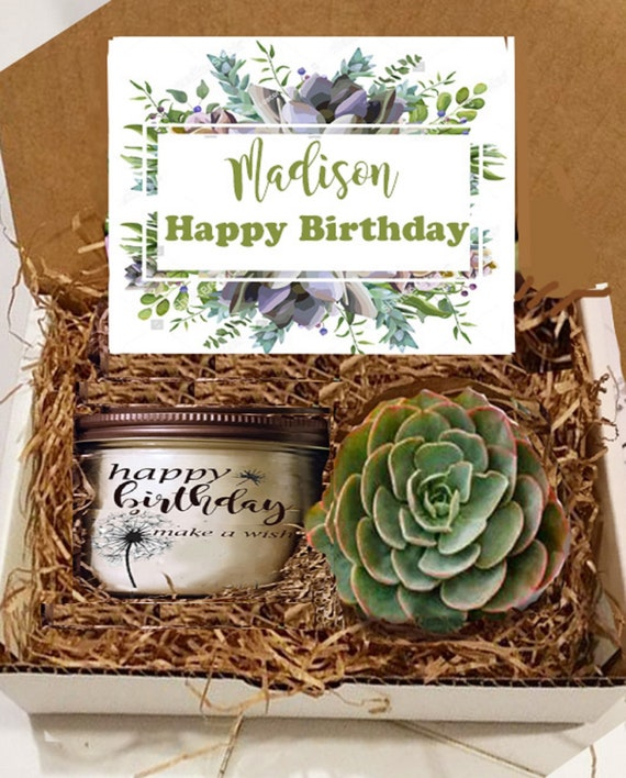 Best Friend Gift Personalized Birthday