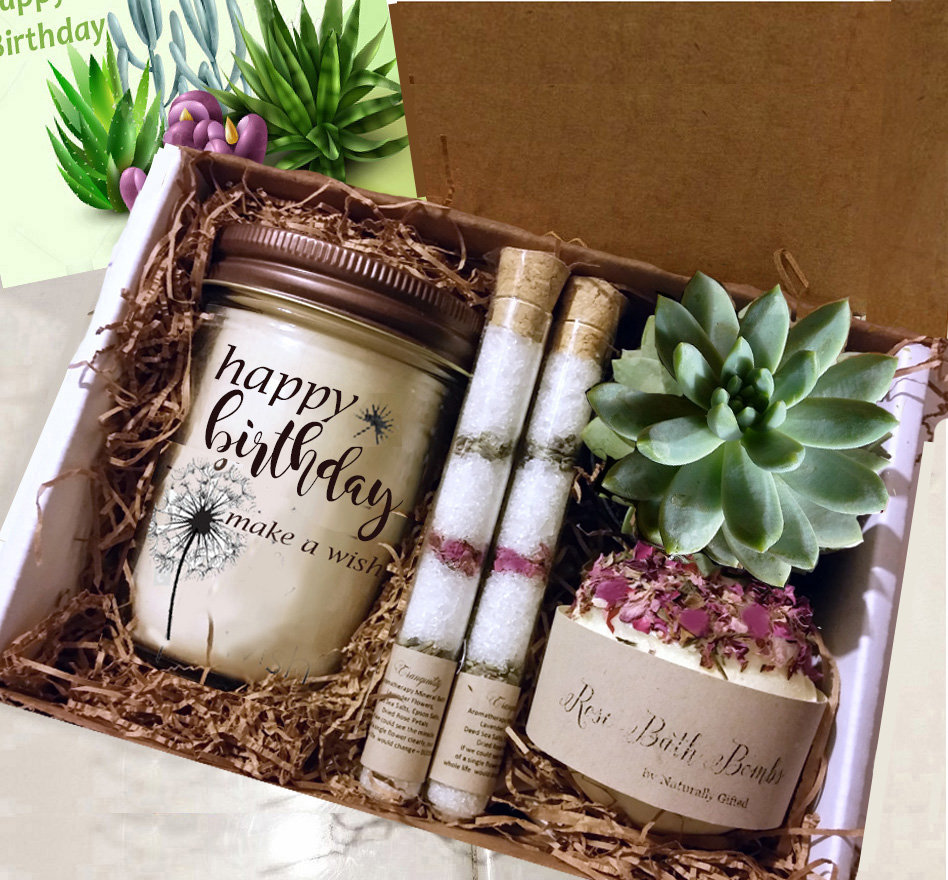 Birthday Gifts For Her Friend Gift Vegan Best