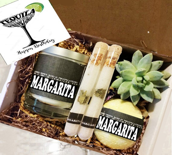 Birthday Gift Best Friend 21st Margarita Candle GiftThinking Of You Wife For Her
