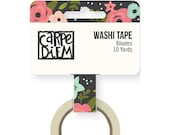 Carpe Diem Bloom Washi Tape Simple Stories Flower Washi Tape (7963)