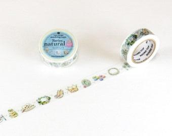 Wedding Tape Round Top Masking Tape • Yano Design Retro Miscellaneous Goods YD-MK-075