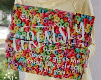 I'd Cerealsly Love to Be Your Date: Dance Proposal Kit