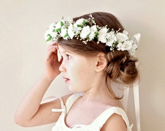 Flower girl crown  e4b83d1ddfc