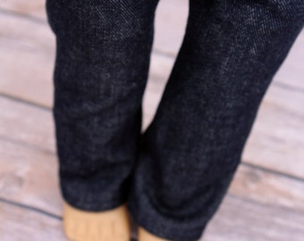 Fits like American Girl Doll Clothes - Dark Oxford Blue Skinny Jeans | 18 Inch Doll Clothes