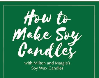 How to Make Candles Ebook. Make Soy Candles. Instant Download. Candle Making Ebook. Craft Project Ebook. Candle Making. How to Ebook.