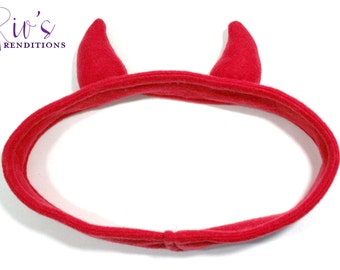 Star Butterfly Headband / Fleece Headband / Fleece Hat