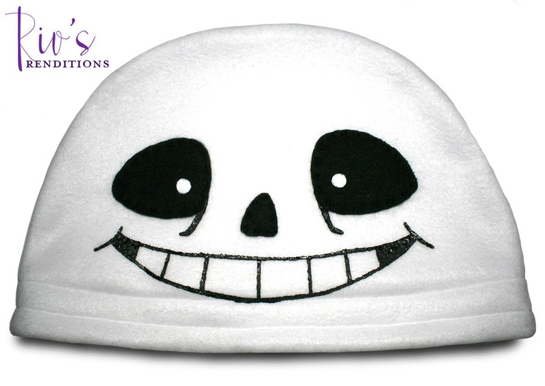 Video Game Characters  Undertale Sans  Fleece Hat  Super image 0