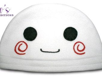 Final Fantasy IV DS - Whyt Hat / Fleece Hat / Winter Hat / Final Fantasy Hat / Video Game Characters