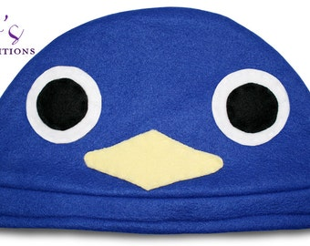 Disgaea - Prinny Hat / Fleece Hat / Winter Hat / Disgaea Hat / Video Game Characters