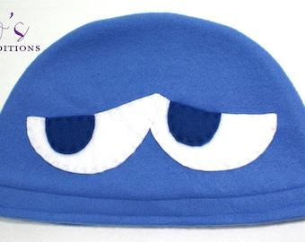 Puyo Puyo - Blue Hat / Fleece Hat / Winter Hat / Puyo Hat / Video Game Characters