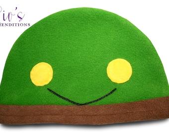 Final Fantasy Hat - Tonberry - Fleece Hat - Super Cozy Beanie