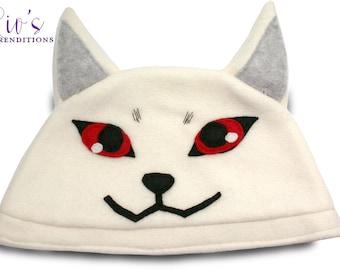 Persona 3 - Koromaru Hat / Fleece Hat / Winter Hat / Persona Hat / Video Game Characters