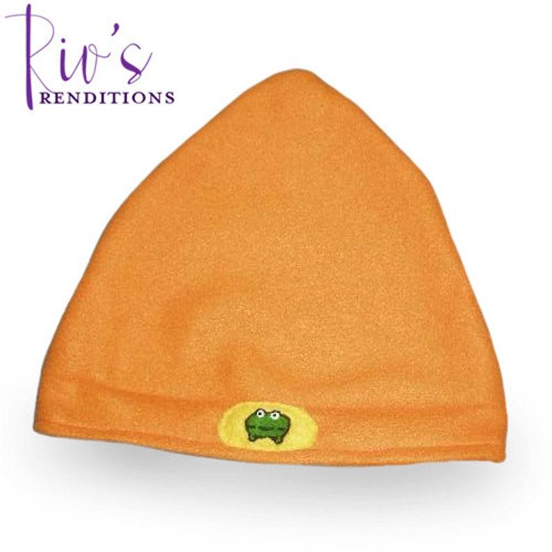 28b34f0bd0e Parappa the Rapper Hat   Fleece Hat   Winter Hat   Parappa Hat