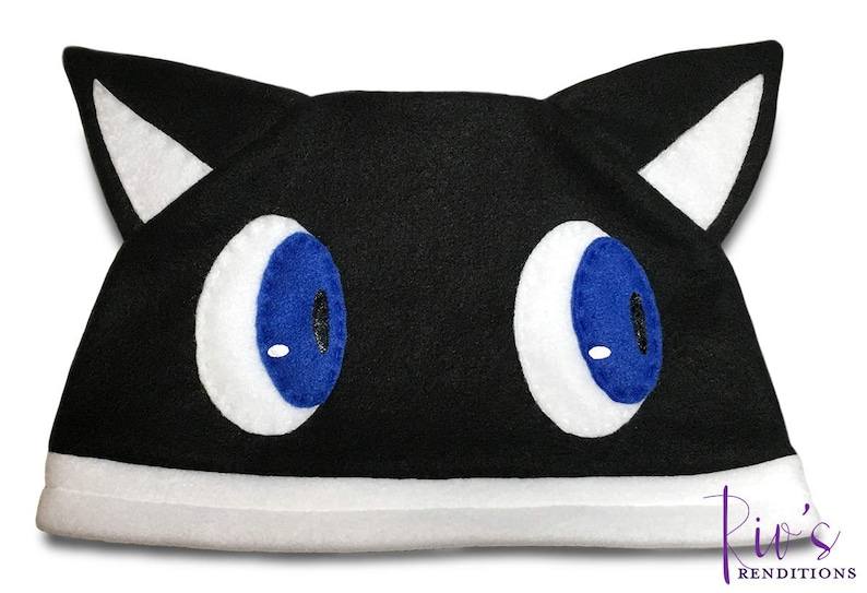 Morgana Hat  Persona 5  Video Game Hat  Super Cozy Beanie image 0