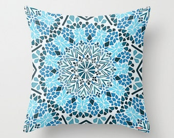 Moroccan pillow cover - Morocco Cushion - African decor - tribal bedding, boho bedding, boho decor, gift for sister, for sister in law