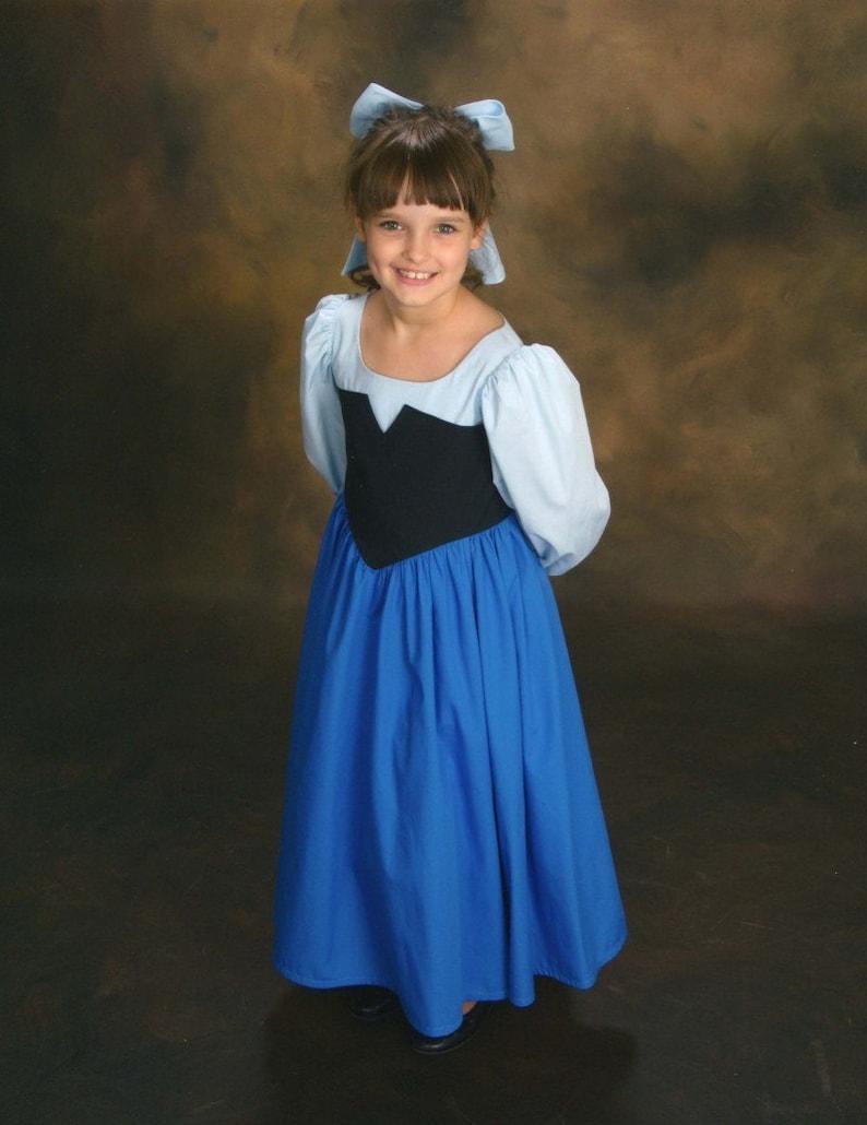 ARIEL Walks On Land LITTLE Mermaid Costume ADULT Size Custom Cosplay Disney