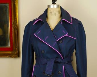 The Perfect Cotton Gabardine Trench Coat