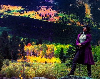 The Wandering Coat---Custom Coats for Women