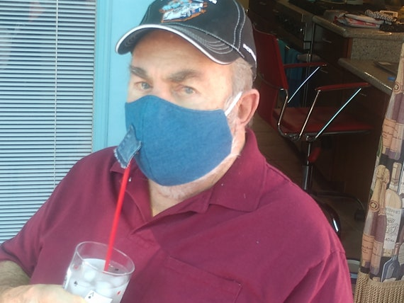Face Mask for drinking