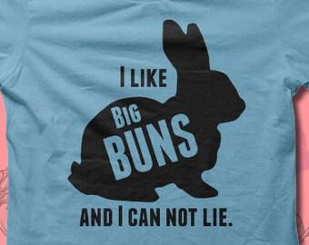Big Buns House Rabbit Shirt