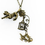 Aladdin Charm Necklace
