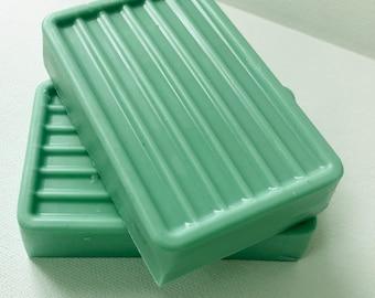 Retro Soap - Diner Green