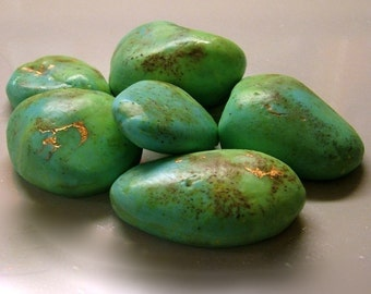Soap (The Collection)Tumbled Turquoise Soap
