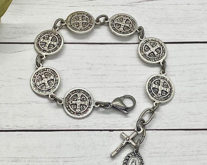St. Benedict 7's Bracelet