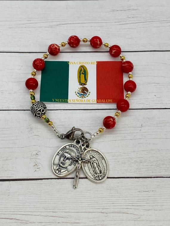 St. Jose Sanchez Del Rio Purse Rosary