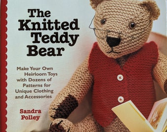The Kintted Teddy Bear Pattern Book