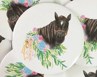 Show Horse Magnet
