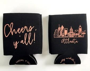 Atlanta, Georgia Insulated Can Holder