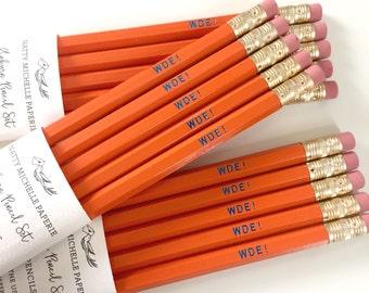 Auburn WDE Pencils