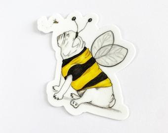 Honeydawg Vinyl Sticker