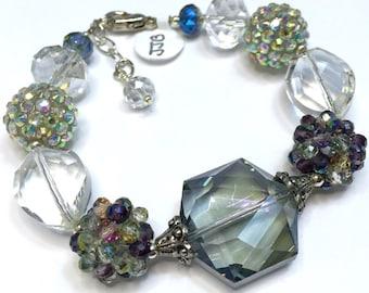 White Label Collection Baubles MILK /& HONEY Beads Jesse James Beads Bubbles