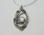 Natural Moonstone Pendant...
