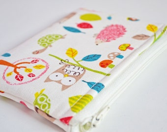Woodland Friends Coin Purse