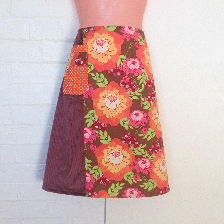 b866228f45 Pretty Peony Skirt Australian size 16-18 / US size 12-14 | Etsy